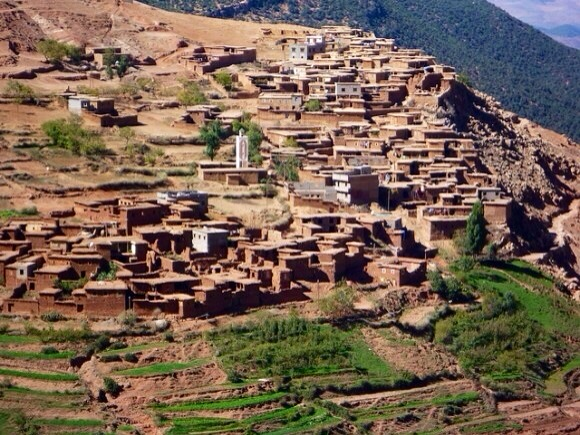Berber Village Experience