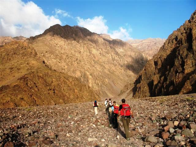 Berber Villages & Mt Toubkal Ascent