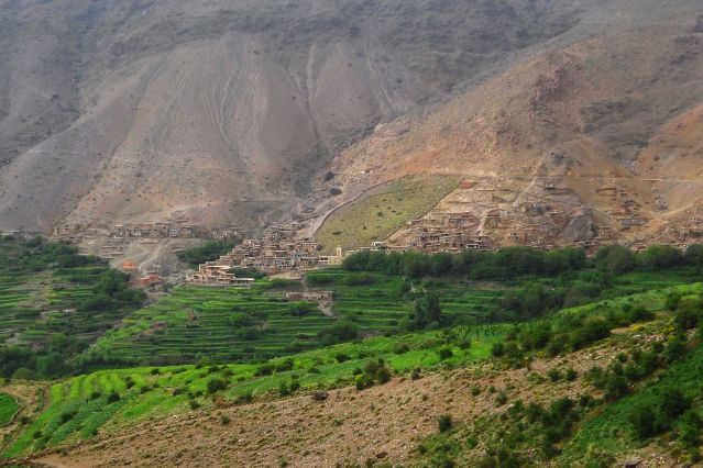 Combined Three Valleys & Sahara Trek