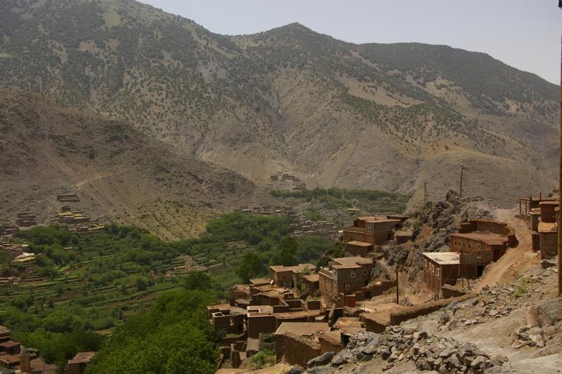 Day Excursion to Ouirgan