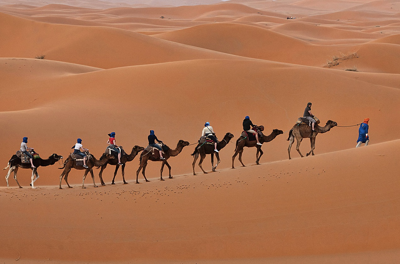 Moroccan Desert Treks