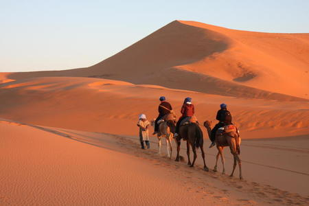 Desert Treks Morocco