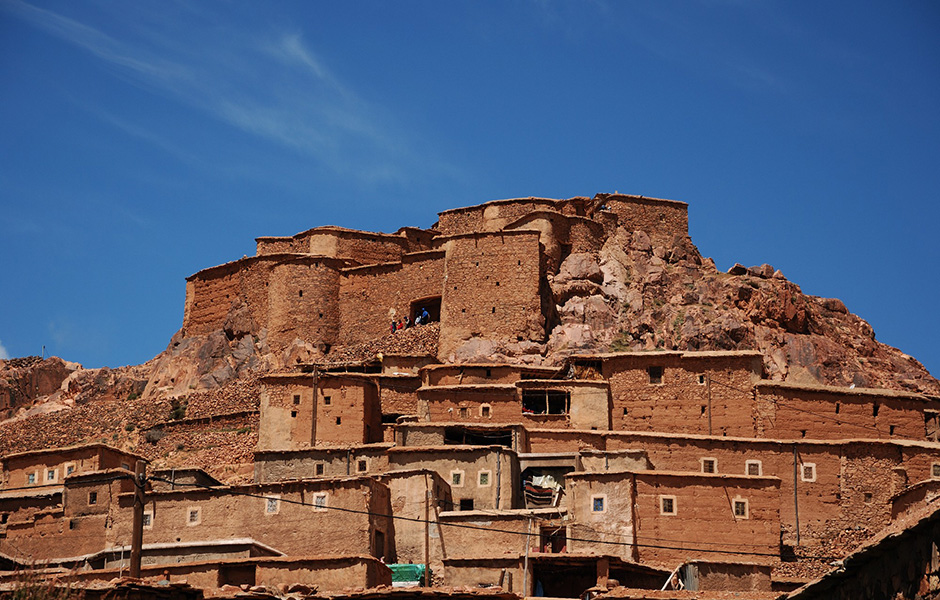 Discover Djebel Sirwa