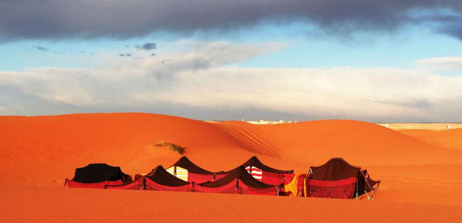 Erg Chebbi Tour - Merzouga Desert