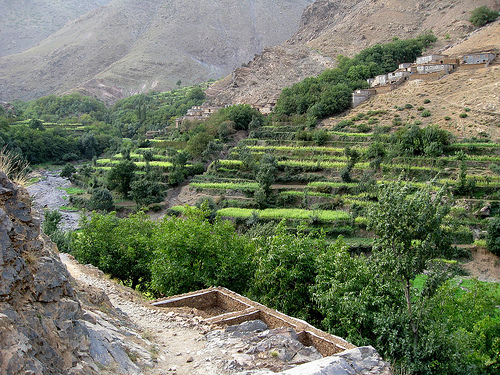 Explore the Berber Villages
