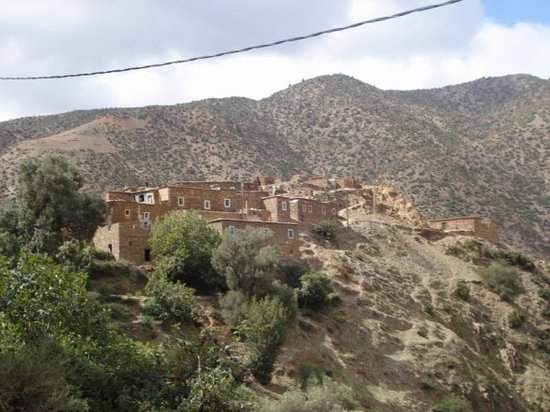 Overnight stay in a Berber village