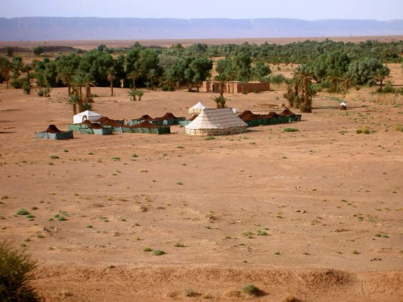 Sahara Express Zagora Dunes Expedition