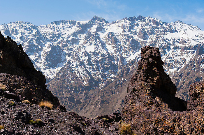 The Circle of Toubkal