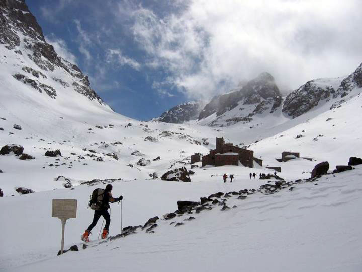 Mt Toubkal Ascent