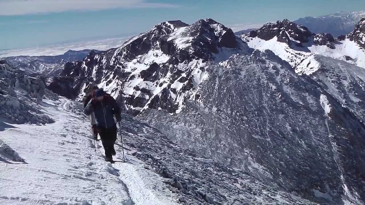 Toubkal Winter Climb