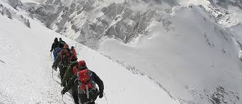 Toubkal Winter Climb