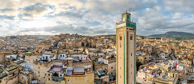 Tour from Marrakech to Fes Via Morocco Desert