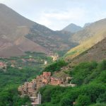 trek through Berber Villages